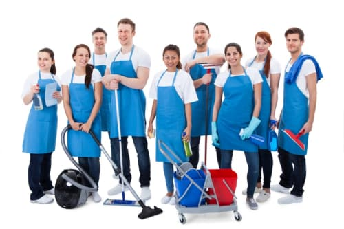 What Are the Benefits of Hiring Professional Cleaners?
